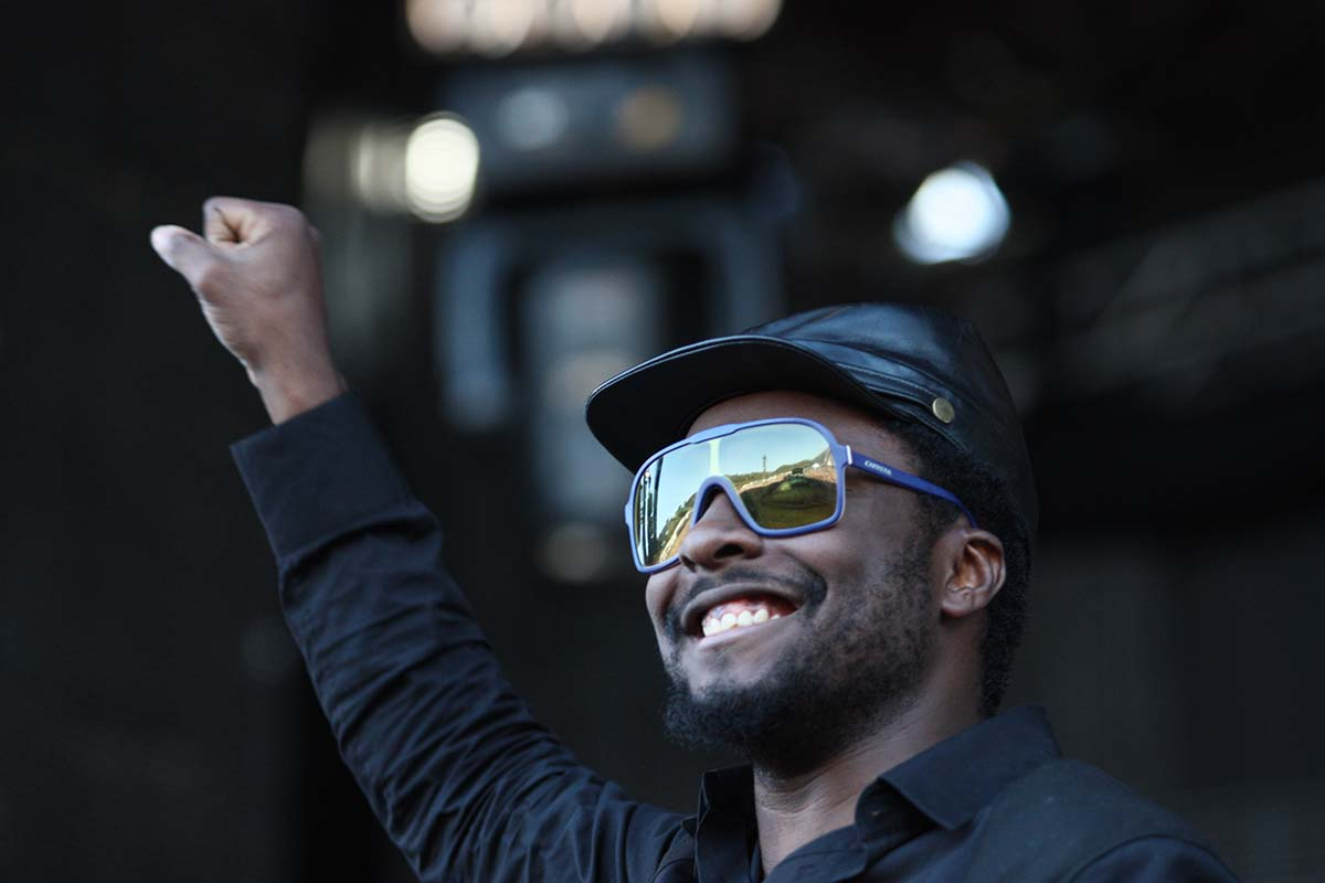 Will.i.am shares how to improve your singing voice fast