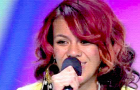15 year old Dinah Jane Hansen takes Beyonce to X Factor USA audition (VIDEO)