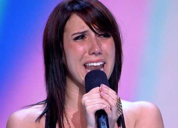 Jillian Jensen X Factor USA audition Who You Are