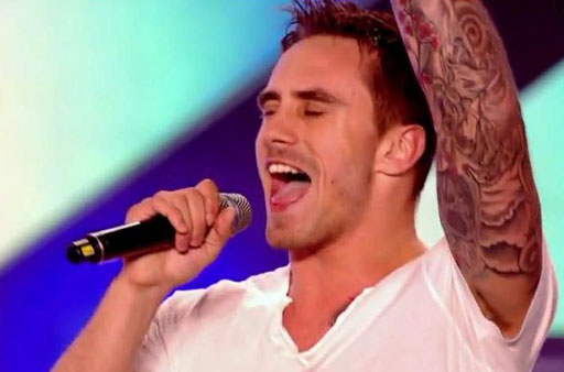 Joseph Whelan Factor Uk Audition Demi Lovato