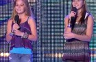 Carly Rose Sonenclar vs Beatrice Miller both 13 X Factor USA bootcamp