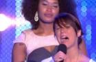 Jillian Jensen vs Latasha Lee Robinson sing off shock: X Factor USA bootcamp