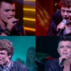 Union J sing Sweet Dreams by Beyonce on X Factor UK live at halloween