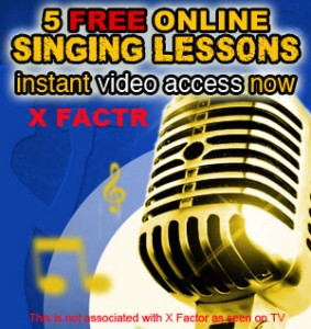 singing lessons newsletterXFactor 283x300 Singing Lessons In Taylors Chapel