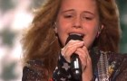 Beatrice Miller crushes I won't give up by Jason Mraz on X Factor USA live