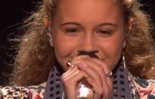 X Factor live – Beatrice Miller goes Goo Goo Dolls singing 'Iris (I just want you to know who I am)'