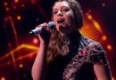 Ella Henderson sings Tinie Tempah's Written in the Stars on X Factor live week 6