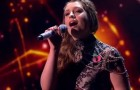 Ella Henderson's future is Written in the Stars by Tinie on X Factor live