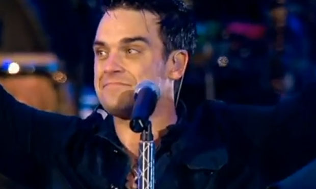 Angels Lyrics by Robbie Williams - given a new twist by Jahmene Douglas live
